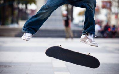 Les 10 tricks en skate les plus utilisés