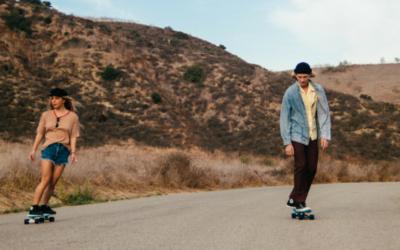 Les 3 dérivés du skateboard